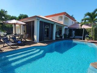 VILLA INTIMI'THE  villa familiale pour profiter des merveilles de la Reunion