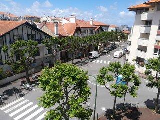 Appartement recent et lumineux proche centre ville et plage