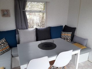 MOBILE HOME 4 - 5 PERSONNES