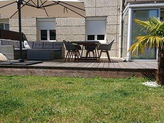 Appartement jardin plein centre '' Chez ChaZz ''