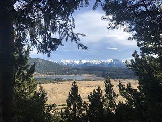 Chalet de montagne avec vue remarquable