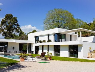 Luxury Villa with pool near Cannes