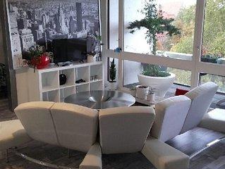 METZ Moderne & cosy appartement 52 m² - Balcon et parking privé
