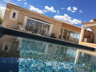 Maison d'hôte 'le pool house'