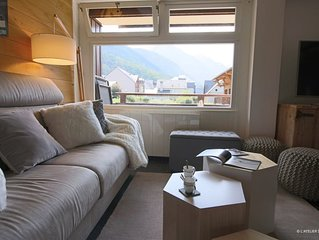 Appartement d'exception T4, 6-8 Personnes, Design et Detente premium a St Lary