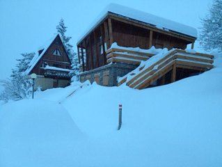 Chalets 8/10 couchages Pla d'adet St. Lary soulan