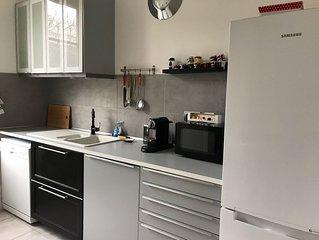 appartement 69 m2 avec garage pour moto et velo