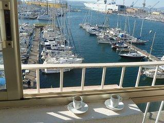Magnifique T2 Design sur le port de Toulon