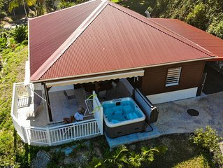 Villa F3 standing et tout confort à Petit-Bourg en Guadeloupe