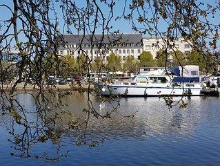 Bateau la Jolyest, ville de Nantes