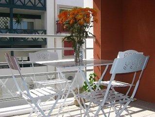 Appartement en parfait etat, calme, tres proche centre ville  et plage