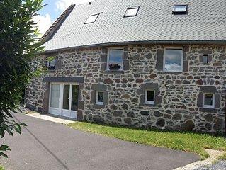 Appartement Gite Besse Roc de Combes classe 3*, Auvergne