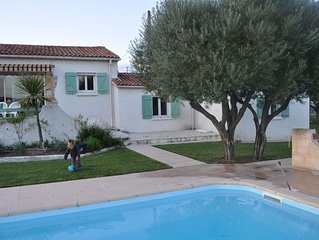 Magnifique maison familiale au charme provençal