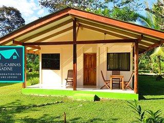 Casa Melocotón 4 pers (Hotel-Cabinas Nadine)
