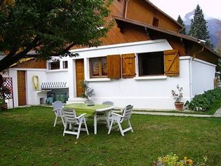 Chalet a Saint-lary 3 chambres