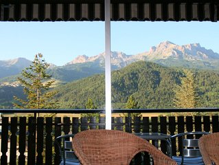 Appartement Barcelonnette -T2- Belle Vue - au pied de stations de ski