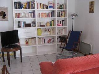 Appartement T4 meublé  à Cahors Lot à 10 minutes à pied du centre historique