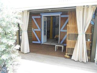 p'tite maison de Beauvallon lodge en pays créole
