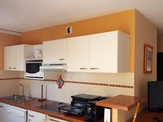 Superbe appartement climatisé vue mer classé 3***