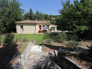 Villa proche Aix en Provence