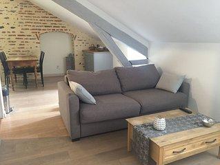 T2 confortable et cosy, secteur Bosquet-Beaumont