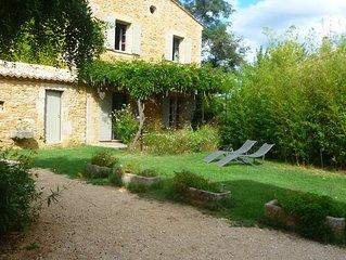 Maison de village au coeur d'un charmant hameau de l'Uzège.