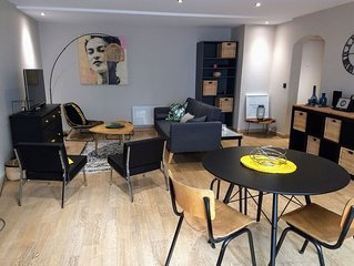 Appartement design  en plein centre de Saint Raphael