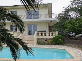 Villa, résidence de vacances
