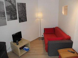 Appartement tout confort - 4 pers - 29 m²