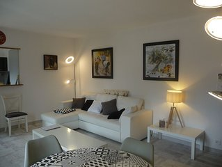 Bel Appartement en residence agreable et securisee