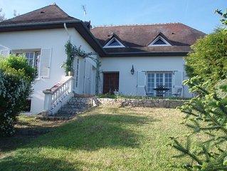 Belle maison familiale confortable à 3 kilomètres de chenonceaux