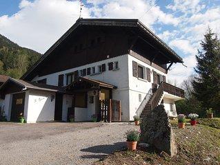 agreable maison dans un hameau calme