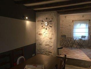 Charmante Maison rénovée a la campagne aux portes du parc régional du Morvan