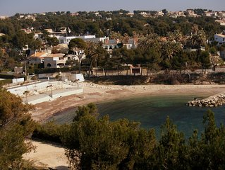 Calanque du Cap Rousset - Joli T2 avec balcon dominant la mer