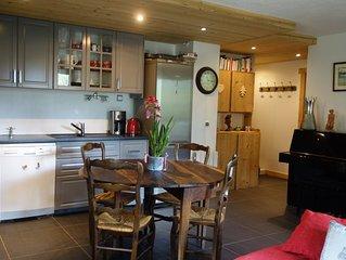 Bel appartement plaine des Praz  70 m2