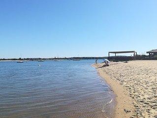Arcachon Aiguillon  Au Calme 'les pieds dans l'eau' Accés direct à la plage