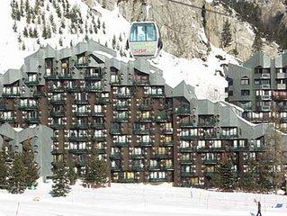 Appartement 2 pcs à Val d'Isère - La Daille , Panorama sur les  montagnes