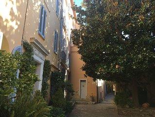 Appartement Village Medieval a Bormes les Mimosas