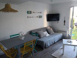 Appartements 4  personnes -PORT DU CROUESTY  PIERRE et VACANCES