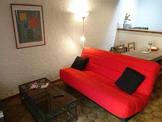 Appartement 2 pièces au centre de Pézenas