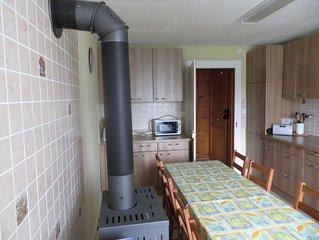 appartement 2eme etage 130 m2 entreé commune