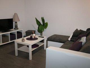 Appartement 'Chez Lilou' avec garage