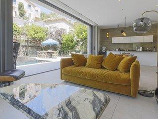 villa luxe entre mer et notre dame de la garde Corniche/roucas blanc