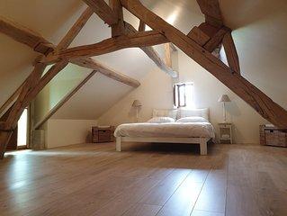 Gite de charme proche Amboise, Chenonceau, Beauval