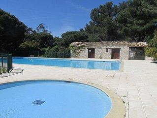 Charmant mazet Golfe St Tropez-Font Mourier