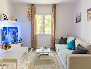 Appartement de 50m² refait à neuf, climatisé, confortable et agréable