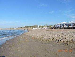 Location vacance maison villa bord de mer VIAS