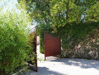 Maison independante tout confort avec piscine privee proche d'Aix-en-Provence