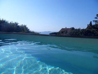 Villa en bord de mer