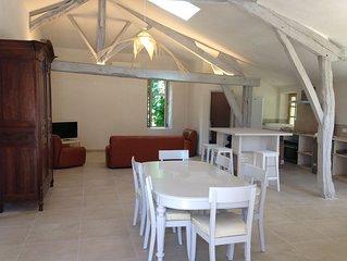 Maison du Quercy restaurée - Piscine privée